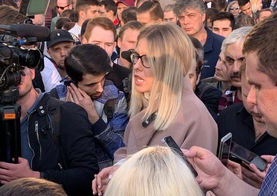 Мэрия Москвы отклонила все заявки оппозиции на акции 31 августа