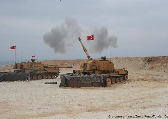 США ввели санкции против двух турецких министерств и трех министров
