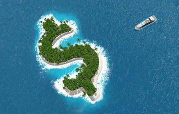 Бегство российских денег в офшоры ускорилось в 7 раз