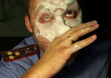Менты и гламурные цыпы спалились на наркоте (видео)
