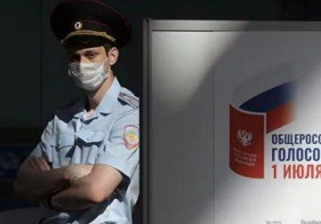 Меньше половины россиян признали голосование по «обнулению» Путина честным