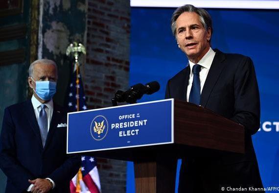 Чего ждать России от Энтони Блинкена на посту госсекретаря США