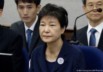 Верховный суд утвердил 22-летнее заключение для экс-президента Южной Кореи