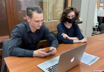 Как в Москве судили журналистов студенческого издания DOXA