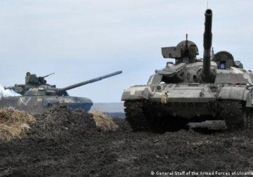 Украина снова потребовала членства в ЕС и НАТО