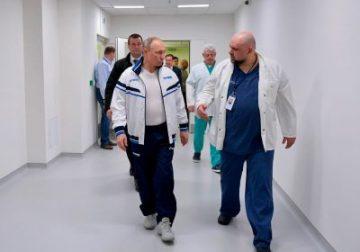 Главврач Коммунарки рассказал о «звонке Путина», из-за которого согласился пойти в Госдуму