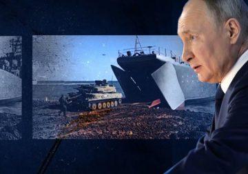 «Этнический национализм». Статья Путина об Украине задела венского историка