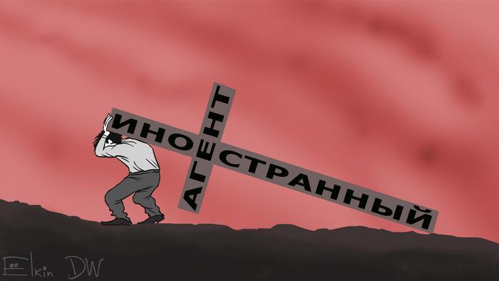 СМИ-«иноагенты», или Тяжкое бремя свободы слова в России