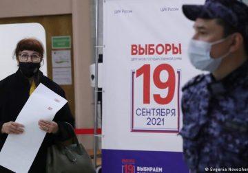 Докладчик Европарламента: В России не было выборов как таковых