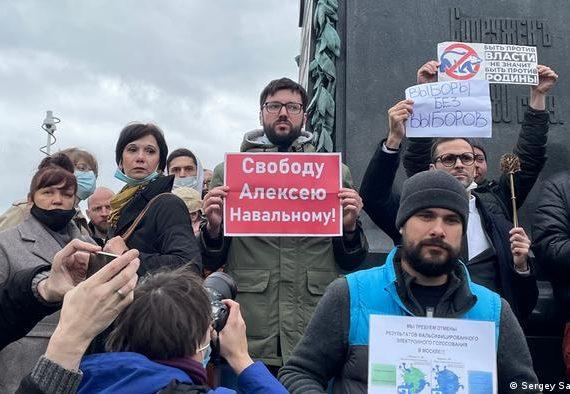 Суды в России выписали штрафы по статьям о митингах на 150 млн рублей