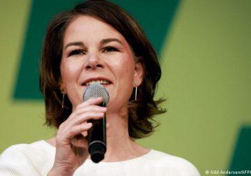 Лидер «зеленых» в ФРГ призвала противостоять газовому шантажу России